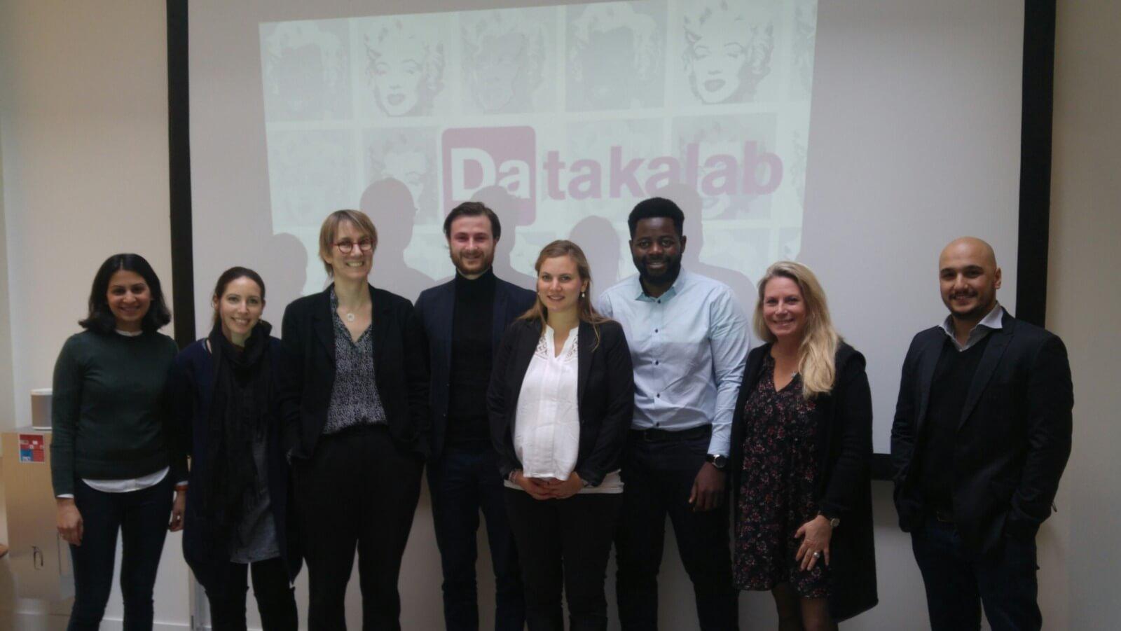 #ATELIER : Présentation de Datakalab, laboratoire conseil en neuromarketing