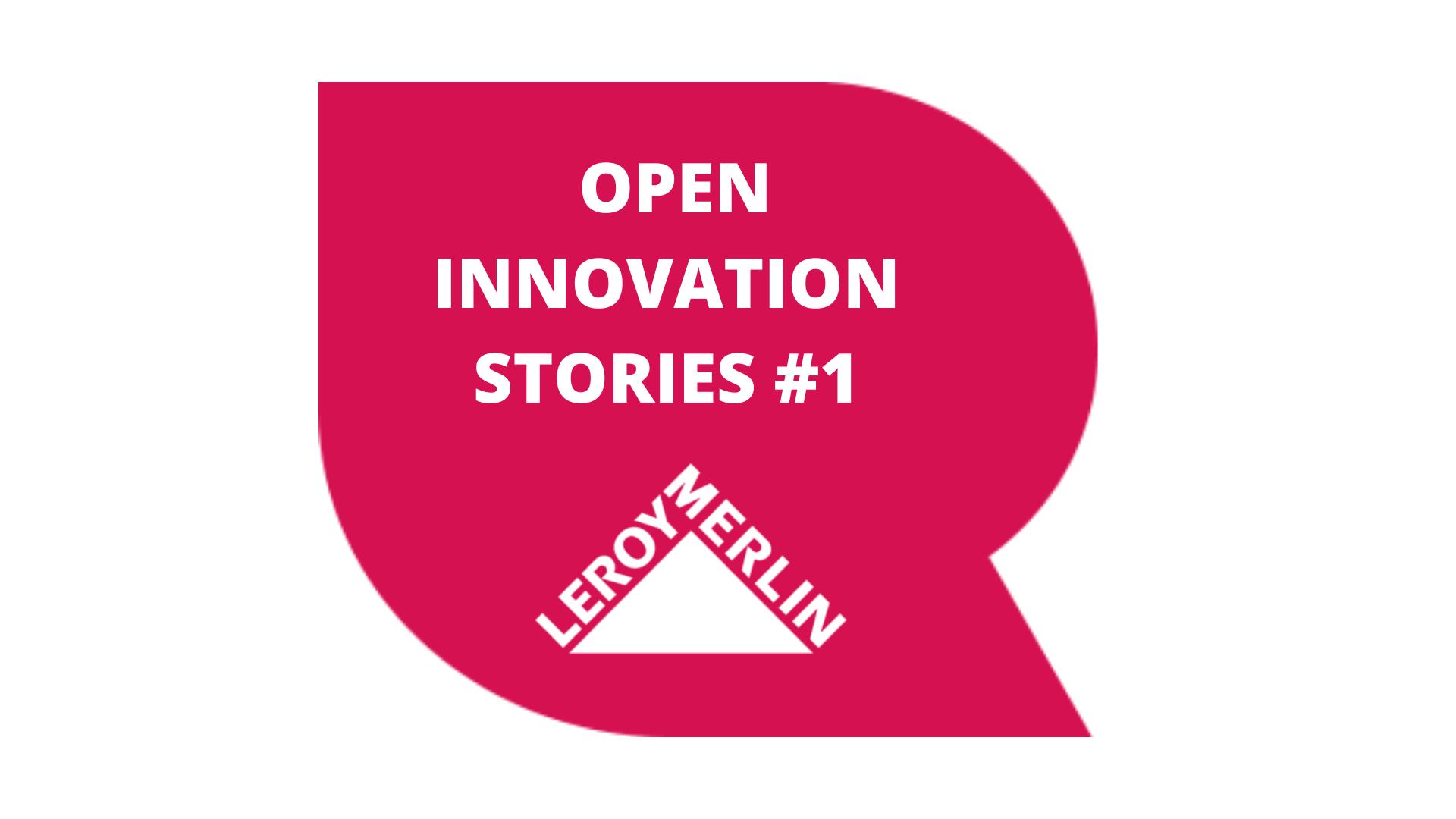 OPEN INNOVATION STORIES  #1