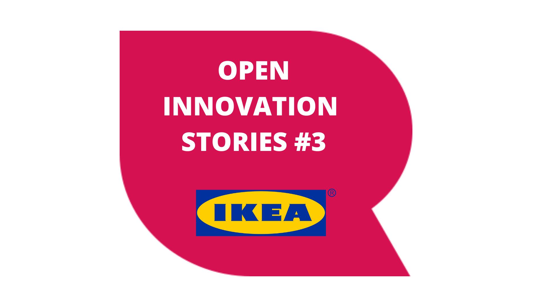 OPEN INNOVATION STORIES  #3