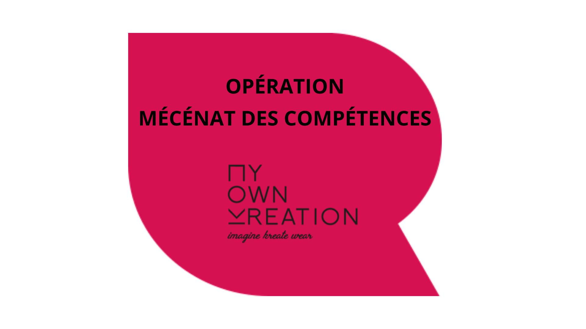 Mécénat de compétences : le retour d'expérience de « My Own Kreation »