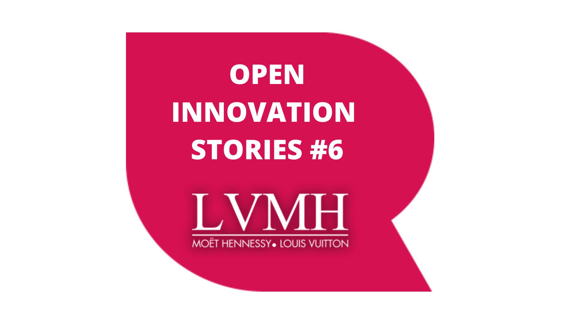 OPEN INNOVATION STORIES  #6