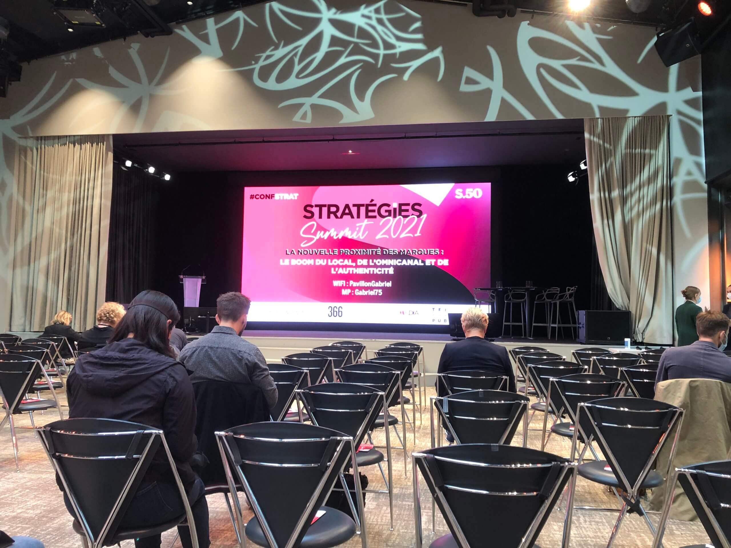 Stratégies Summit 2021